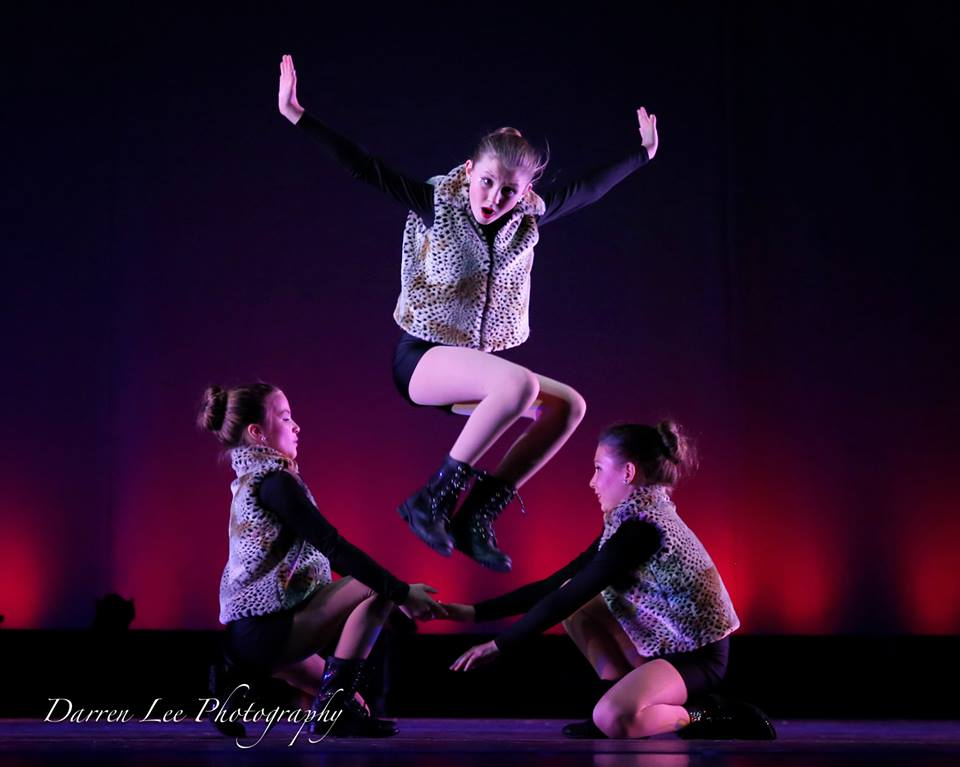 Junior Team Hip Hop Trio