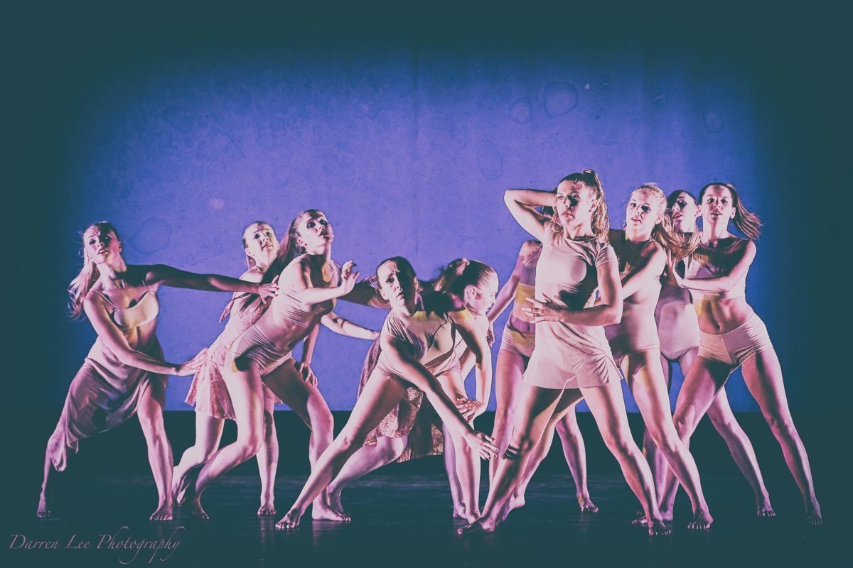 Advanced Contemporary-Summer Showcase 2016